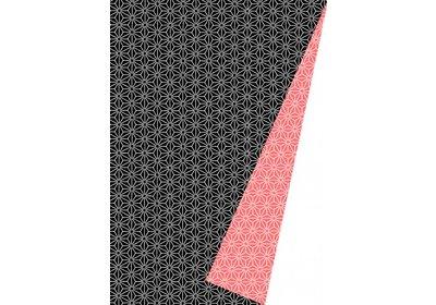 Kadopapier 30/50 cm 200 meter Mondriaan