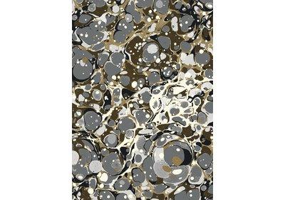 Kadopapier 30/50 cm 200 meter Marble gold