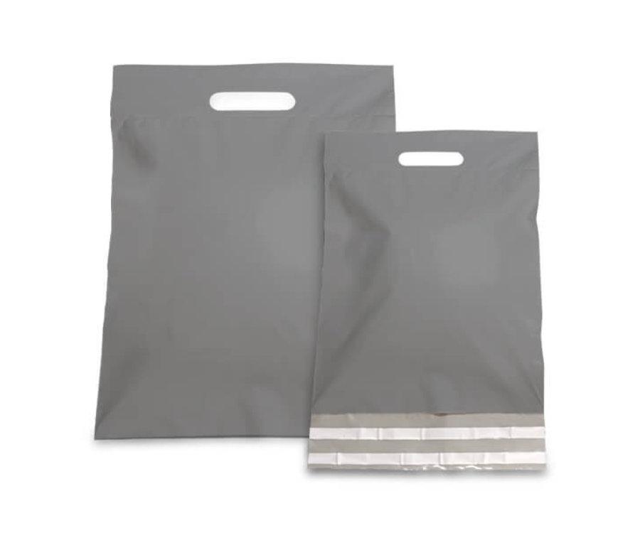 Plastic Verzendtas Zilver Plastic Draagtassen Verzendtas Glansbeek mNynwv80O
