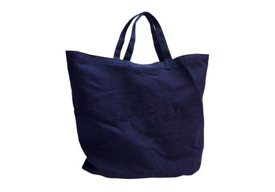 Canvas Eco Denim Bags donkerblauw