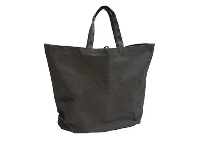 Canvas Eco Denim Bags grijs