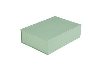 Luxe magneet doos Mintgroen + Glans laminaat