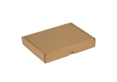 Verzenddoos voor brievenbus Bruin