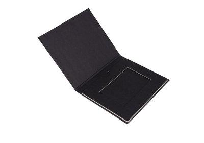 Luxe giftcard doosje Zwart