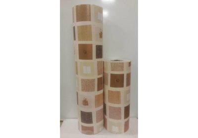 Kadopapier 30/50 cm 100 meter kerstmis mix