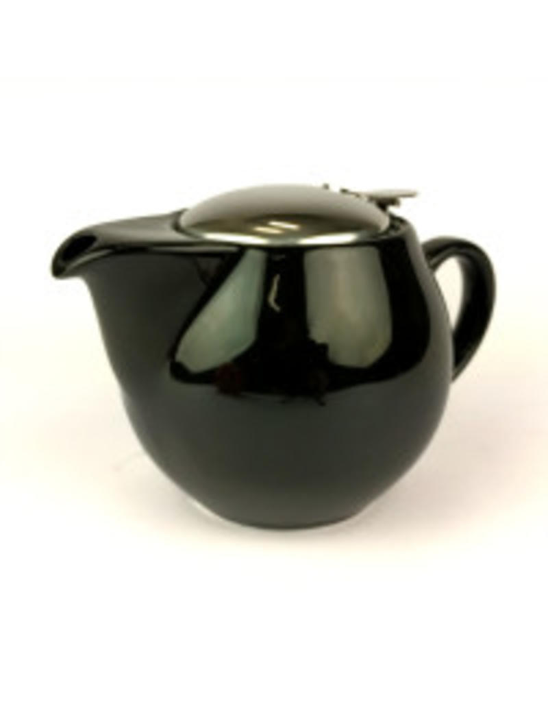 Tea Brokers Theepot 0,9 liter zwart