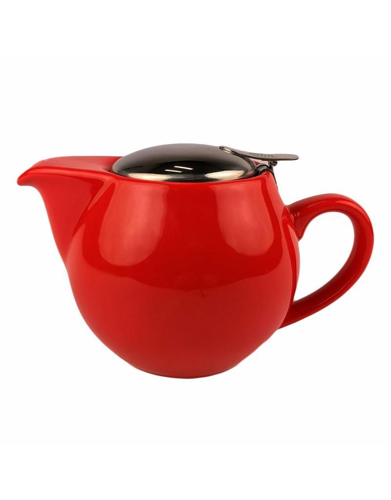 Tea Brokers Theepot 0,9 liter rood