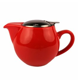 Tea Brokers Theepot 0,5 liter rood