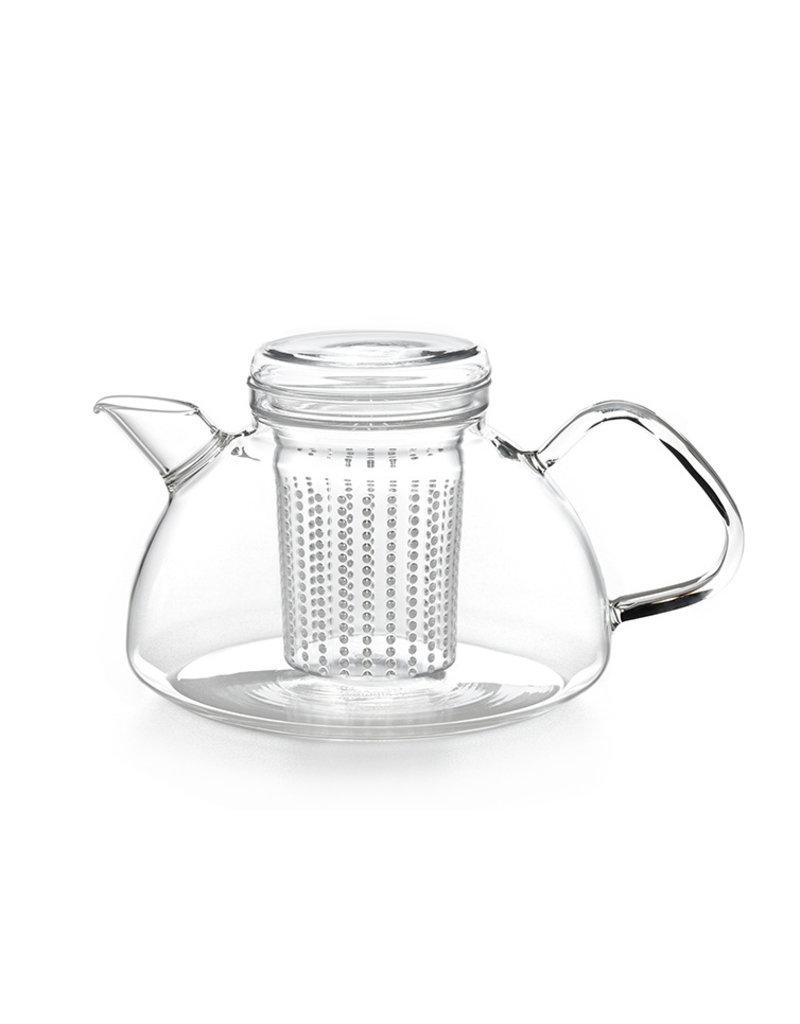 Tea Brokers Glazen theepot 1,2 liter met filter