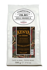 "Kenya ""AA"" washed 'Single Origin' koffiebonen 500 gram van Compagnia dell'Arabica"