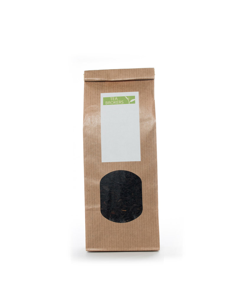 Tea Brokers Mandarijn & Lemon groene thee melange BIO met essentiële oliën
