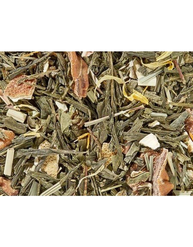 Tea Brokers Hennep & Rozen & Eucalyptus kruidenthee BIO met essentiële oliën