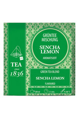 Cha Cult Sencha Lemon groene thee 15 pyramidezakjes