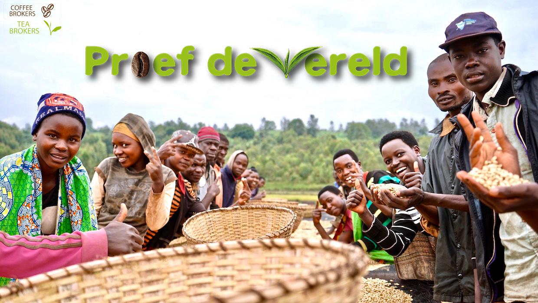 Proef De Wereld: Waarom de beste Arabica bonen misschien wel uit Kenya komen