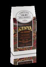 "Compagnia dell'Arabica® Kenya ""AA"" washed ''Single Origin' gemalen koffie 250 gram"