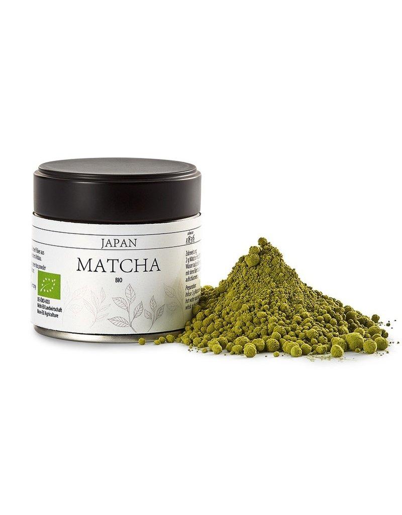 Tea Brokers Matcha Green Tea Powder, blik 30 gram