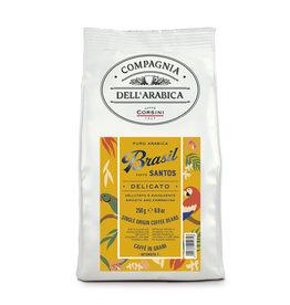 Compagnia dell'Arabica® Brasil Santos 250 gram 'Single Origin'  koffiebonen