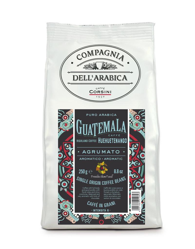 Compagnia dell'Arabica® Guatemala 250 gram Huehuetenango Highland single origin koffiebonen  - Copy