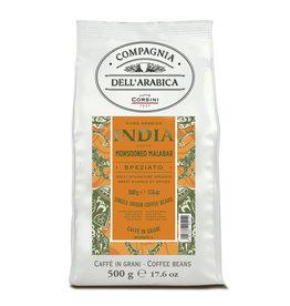 Compagnia dell'Arabica® India 500 gram Monsooned Malabar 'Single Origin' koffiebonen