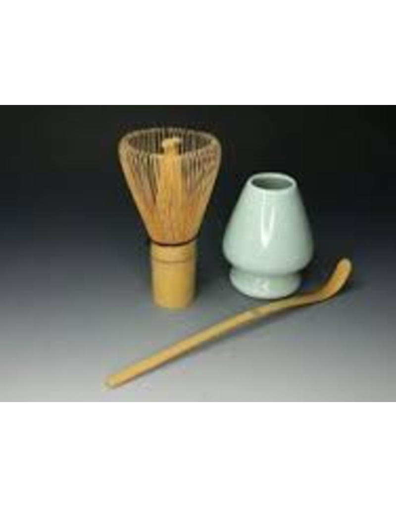 Tea Brokers Bamboo Whisk holder