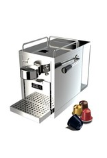 Compagnia dell'Arabica® Compagnia dell'Arabica® 10 composteerbare koffiecups Guatemala Huehuetenango Highland 'Single Origin'  voor Nespresso® machines capsules voor Nespresso® machines.