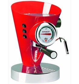 Diva espressomachine Hot Rosso