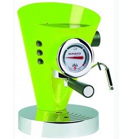Bugatti Diva espressomachine Verde Mela