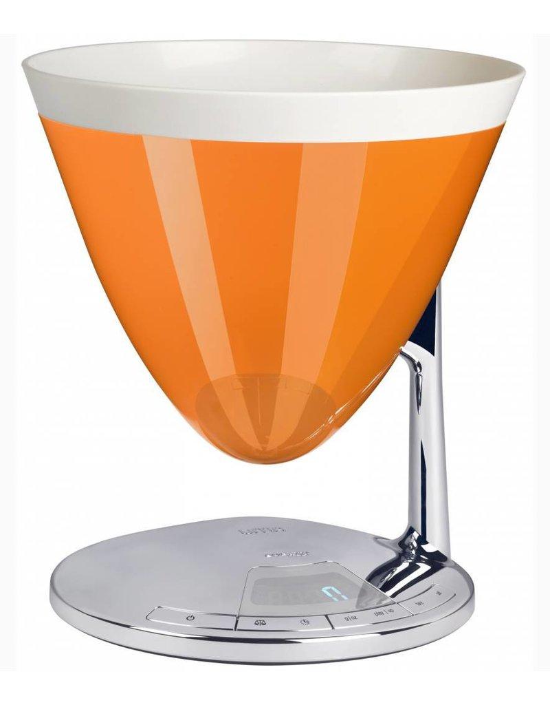 Bugatti Uma bilancia e timer Orange