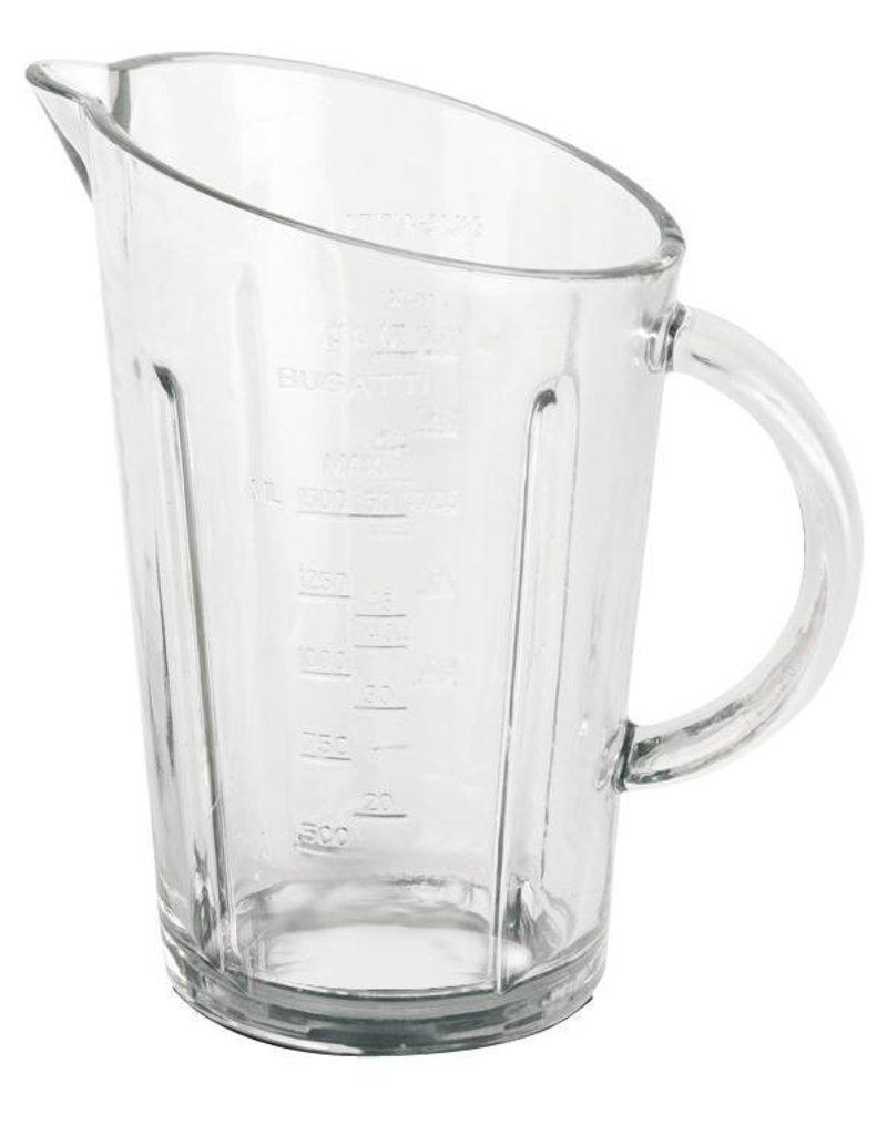 """Glazen karaf voor """"Vela"""" blender"""