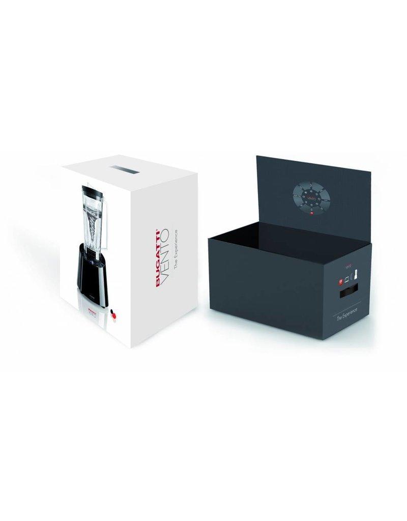 Bugatti Vento Smart Power Blender & More zwart