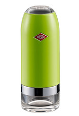 Wesco Peper/Zoutmolen met keramische CrushGrind molen Lime Green