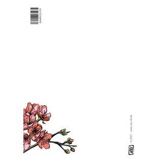 IL0167 | illi | Sakura - postcard A6