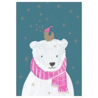 SG116 | schönegrüsse | Eisbär - Postkarte A6