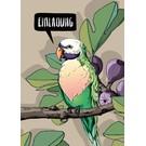 IL0206 | illi | Lou - Einladung - Postkarte A6