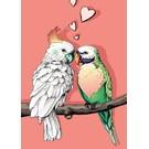 Postkarte - Noni und Lou