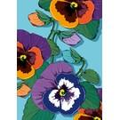 IL0211 | illi | Viola - Postkarte A6