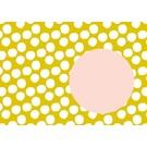 Envelope Nokta - Ocher-Rosé