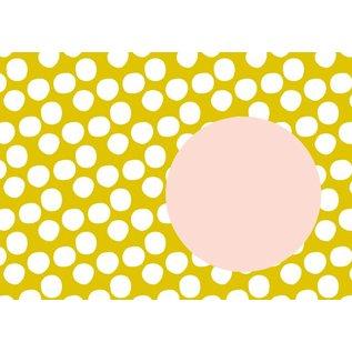 il8501 | illi | Nokta - Ocker-Rosé - Envelope set C6