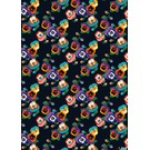 Wrapping Paper Viola