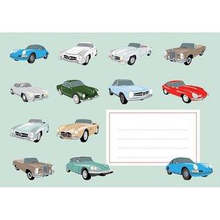 Briefumschläge C6 - Classic Cars