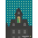 crissXcross Postkarte - holy night