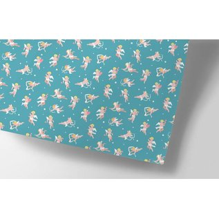 cc715 | crissXcross | Little Angel - wrapping paper