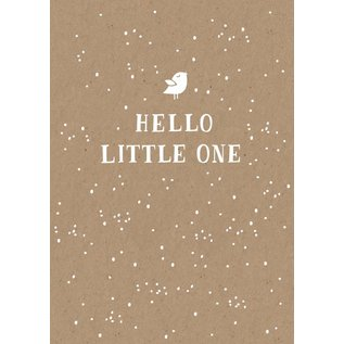Postkarte - Hello little One