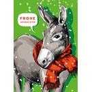 IL9078 | illi | Tito Frohe Weihnachten - Doppelkarte B6