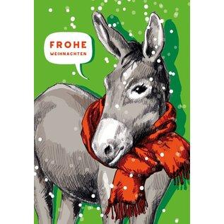 IL9078   illi   Tito Merry Christmas - double card B6