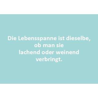 Wortsinn - Die Lebensspanne...