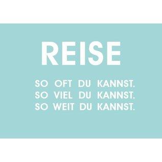 Wortsinn - REISE...
