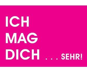 Wortsinn Ich Mag Dich Sehr Nobis Design Postkarten Und Mehr