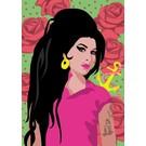 lu907 | Postkarte A5 - Amy