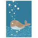 sg401 | schönegrüsse | Whale - notebook A6